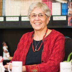 Rose-Marie Chierici, Ph.D., Executive Director of WomenStrong International